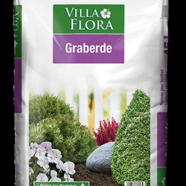 Villa Flora Graberde 20 Liter Bild 1