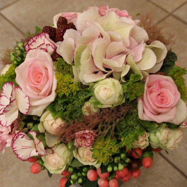 Blumenstrauß rosa/pink Bild 2
