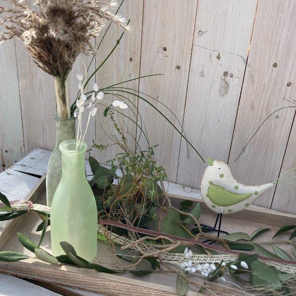 """Tablett """"Green Bird"""" Bild 2"""