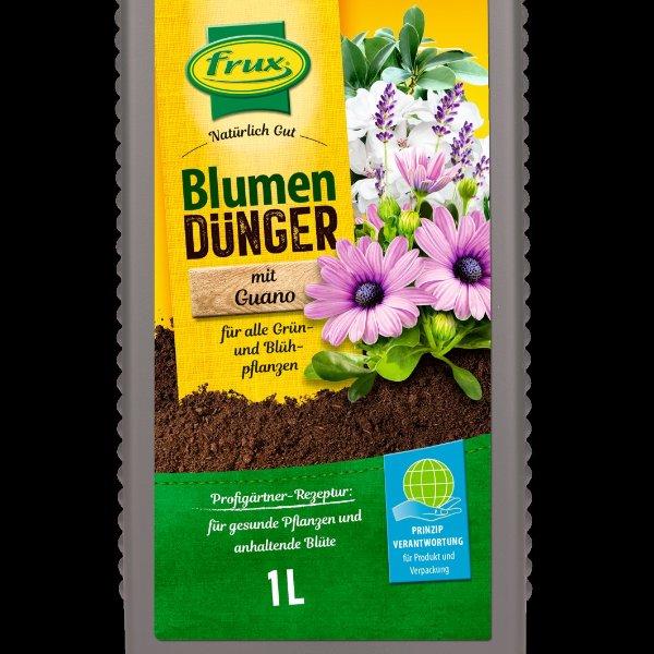 Blumendünger mit Guano flüssig Bild 1