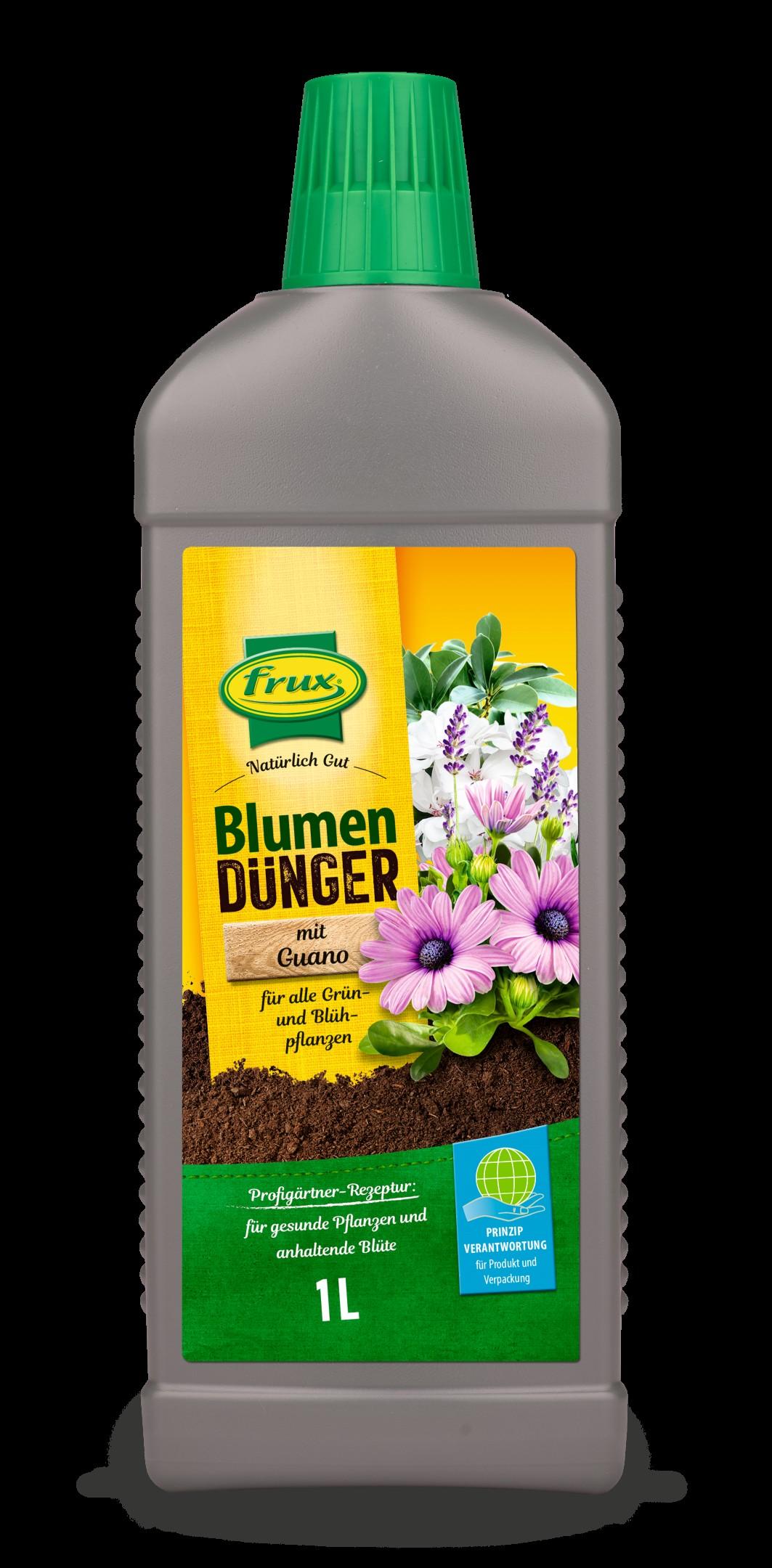 Blumendünger mit Guano flüssig Bild 2