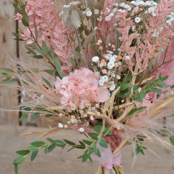 Trockenblumenstrauß ´Lilli´ Bild 2