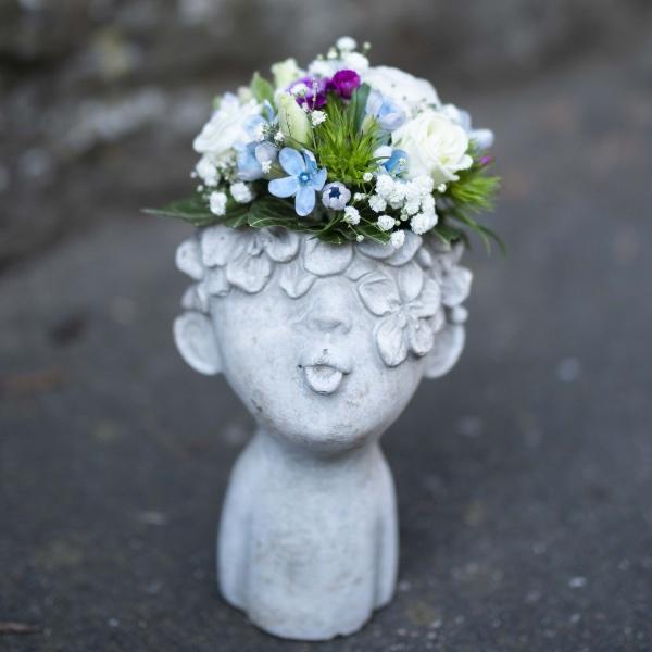 Flower Face Bild 1
