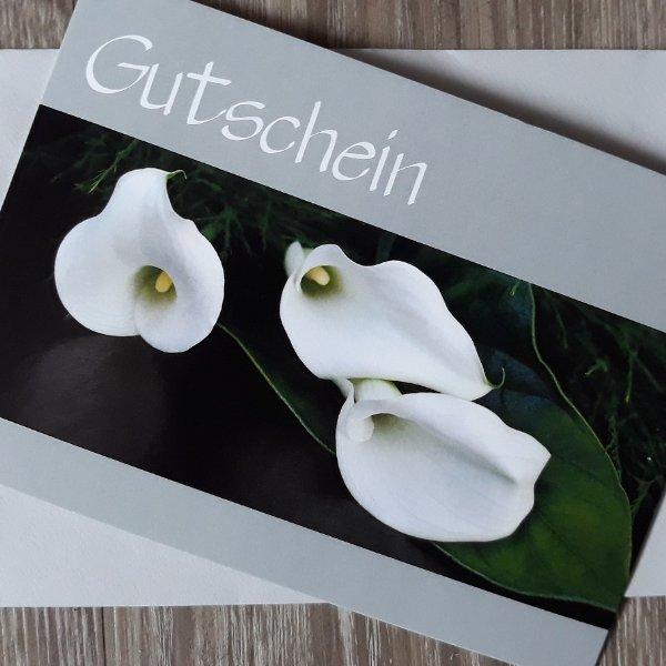 Trauerkarten-Gutschein Bild 1