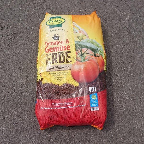 Bio Tomaten- und Gemüseerde Bild 1