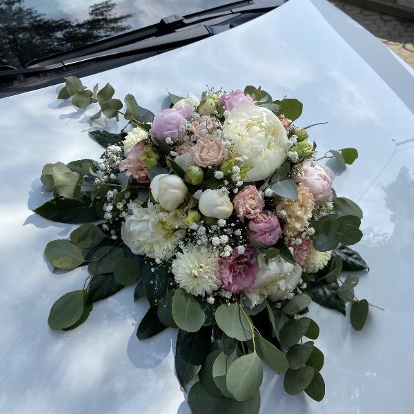 Autoschmuck Pure Romantik Bild 1