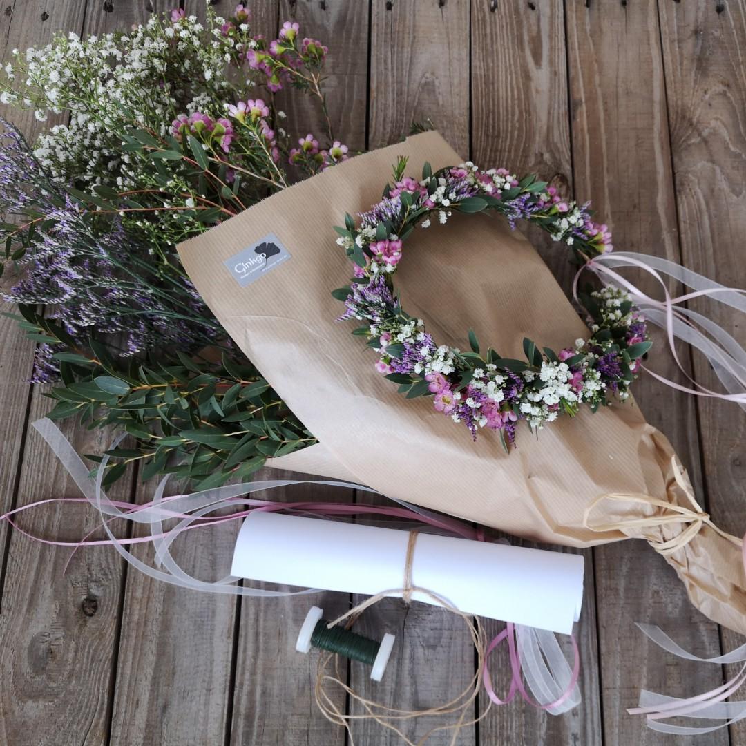Blumen - Kränzle Bild 1
