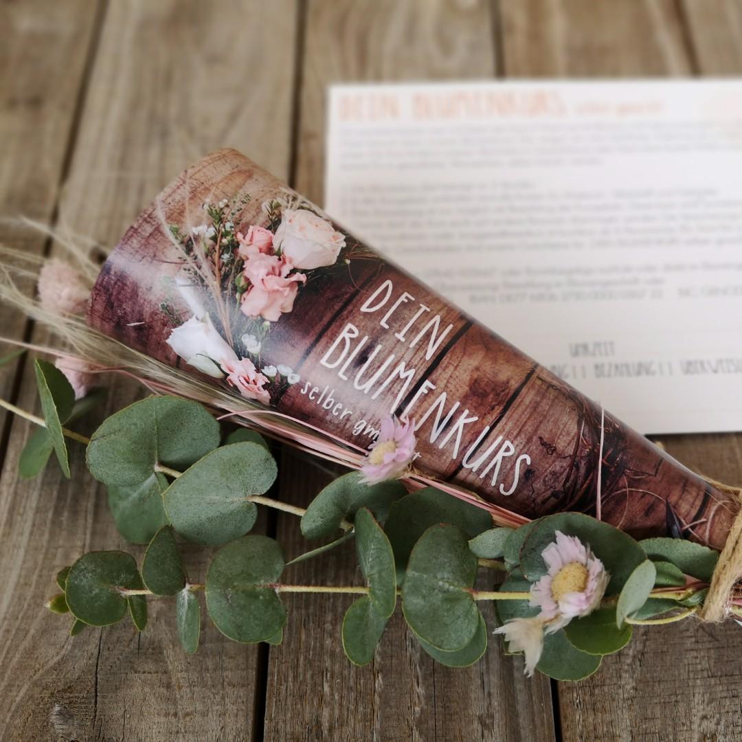 Blumenkursgutschein Bild 1