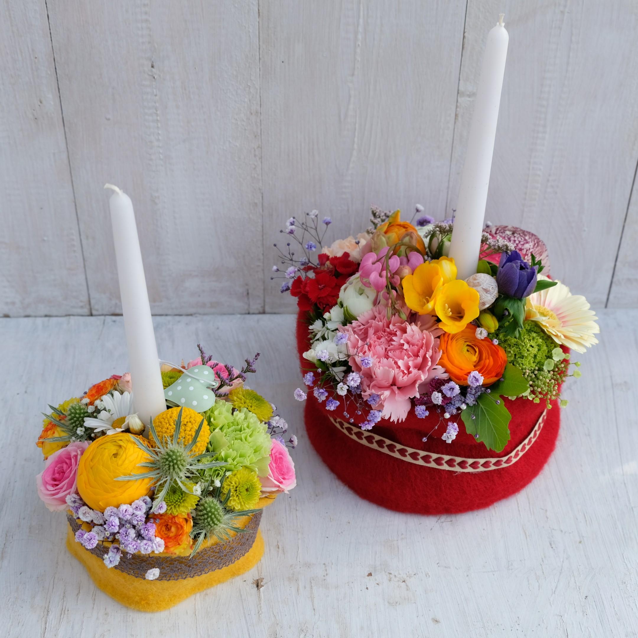 Mamas Blumentorte Bild 1