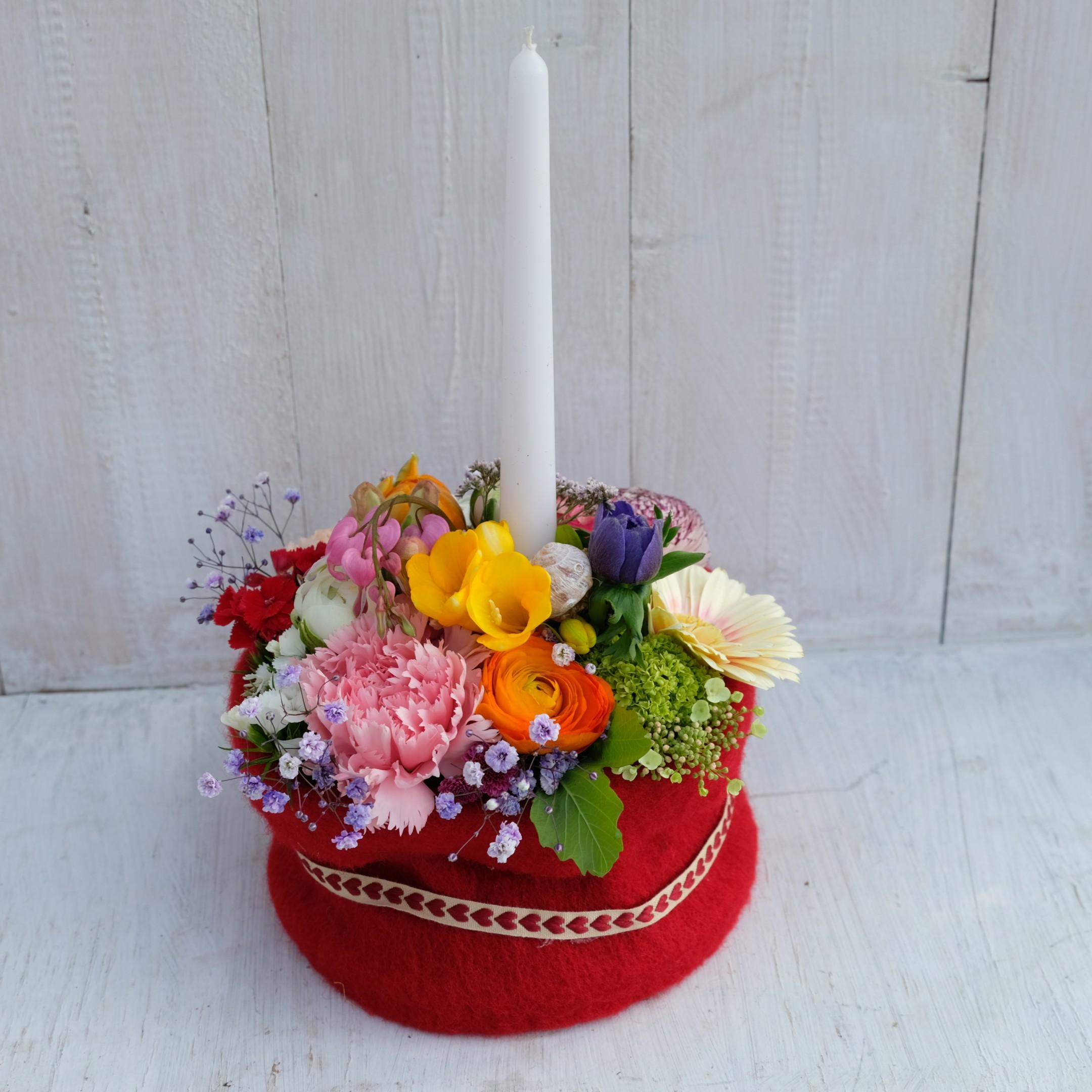 Mamas Blumentorte Bild 2