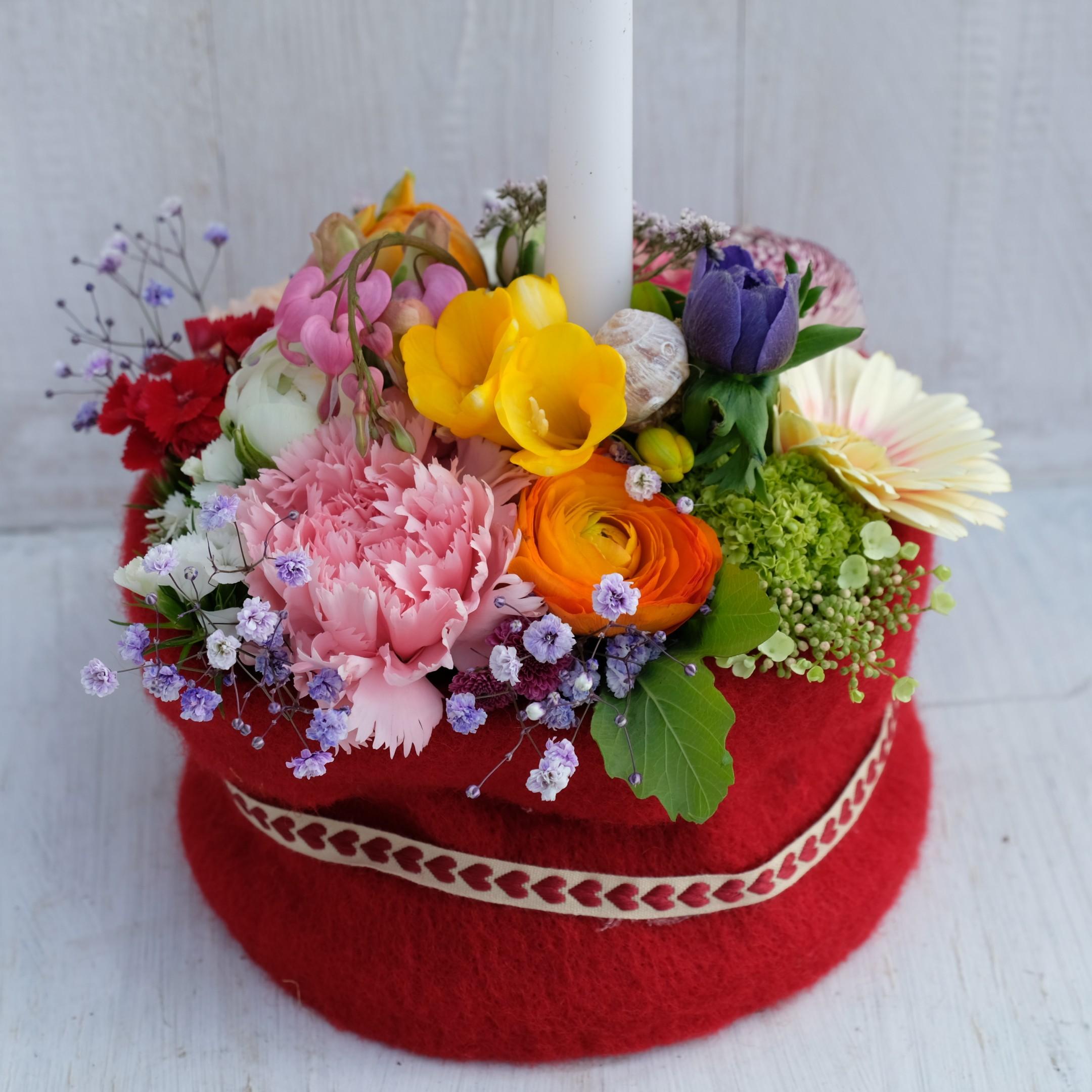Mamas Blumentorte Bild 3