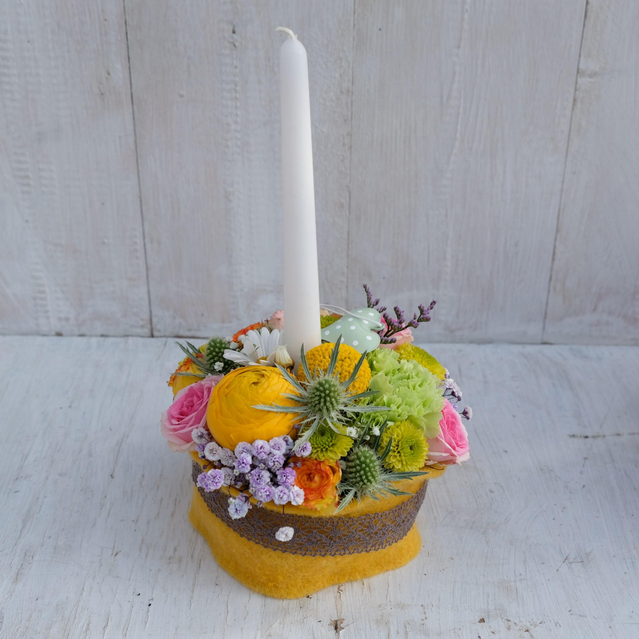 Mamas Blumentorte Bild 4
