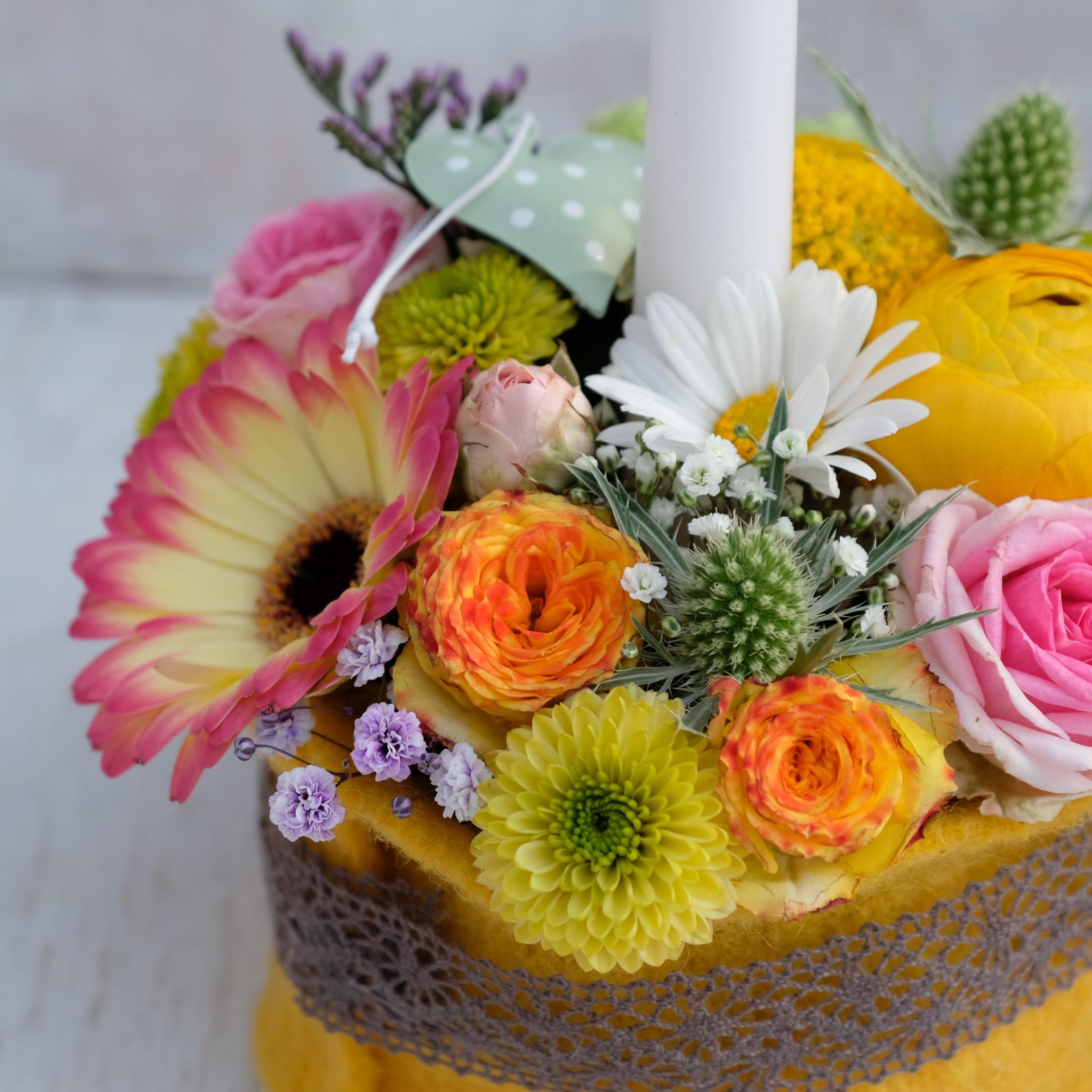 Mamas Blumentorte Bild 5