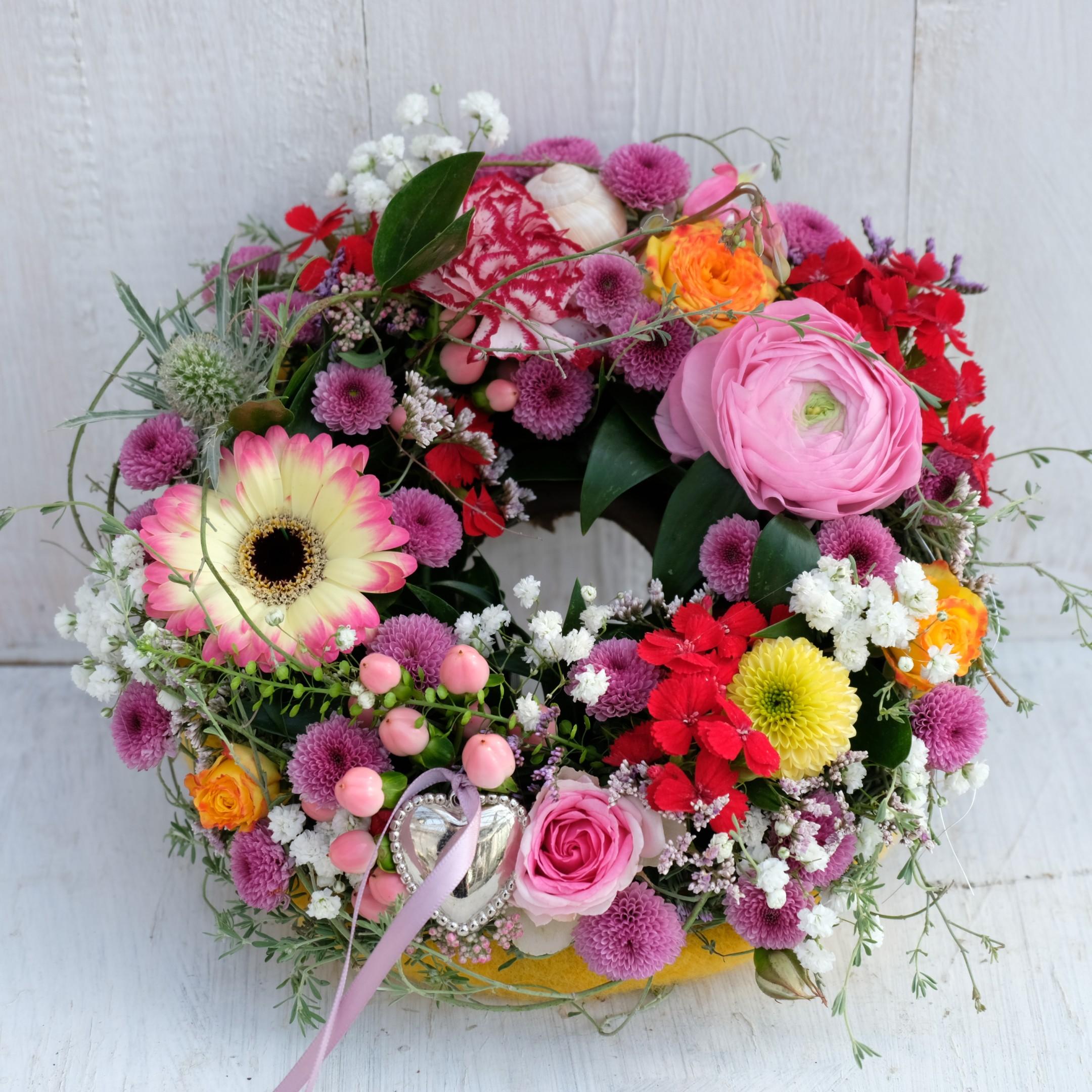 Blumenkranz Bild 1