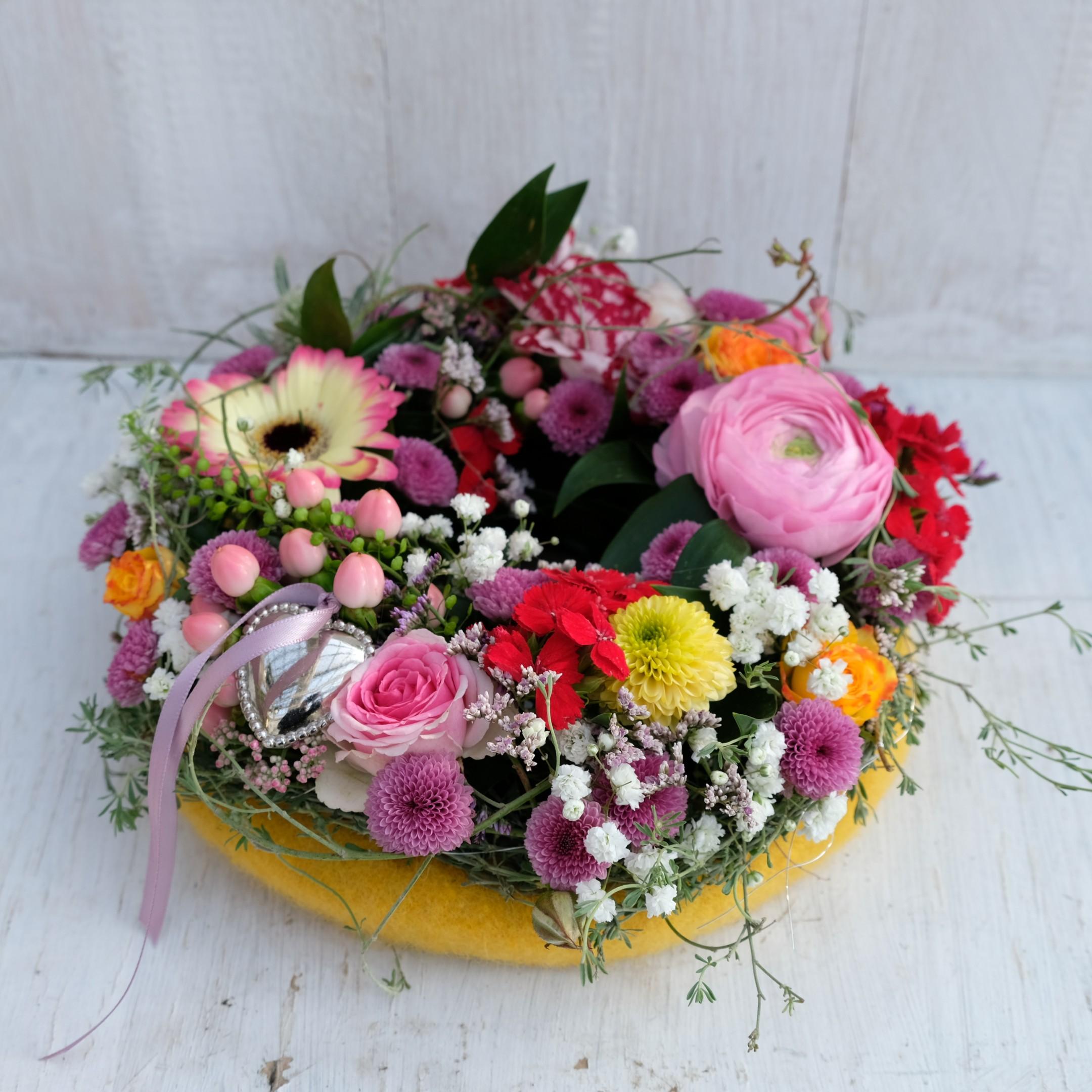 Blumenkranz Bild 2