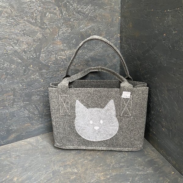 Filztasche Katze Bild 1