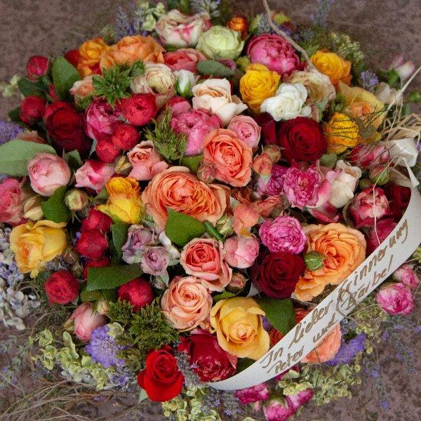 Blütenkissen Bild 1