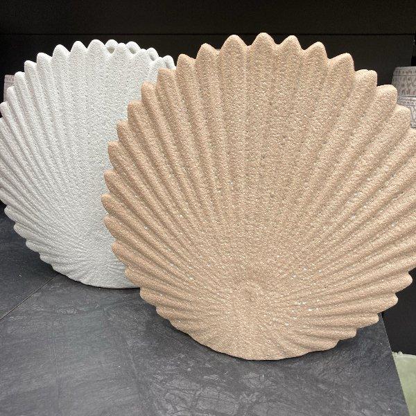 Vase in Muschelform Bild 1