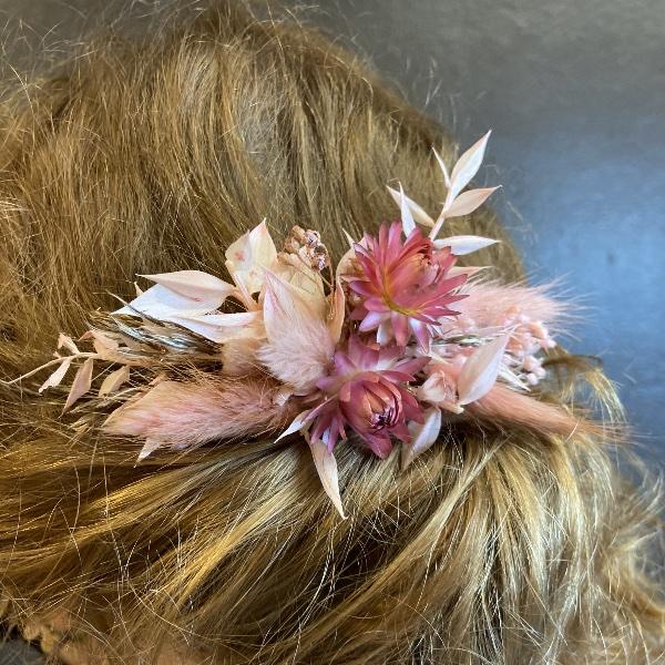 Haarkamm Driedflowers Bild 1