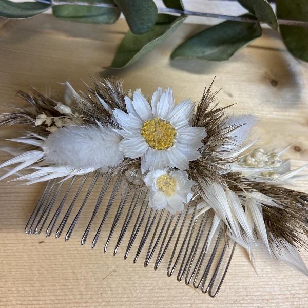 Haarkamm Driedflowers Bild 3