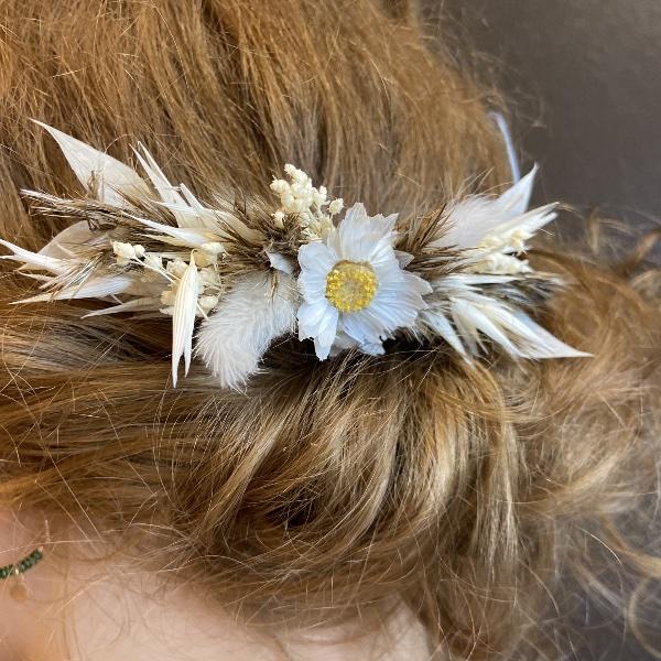 Haarkamm Driedflowers Bild 4