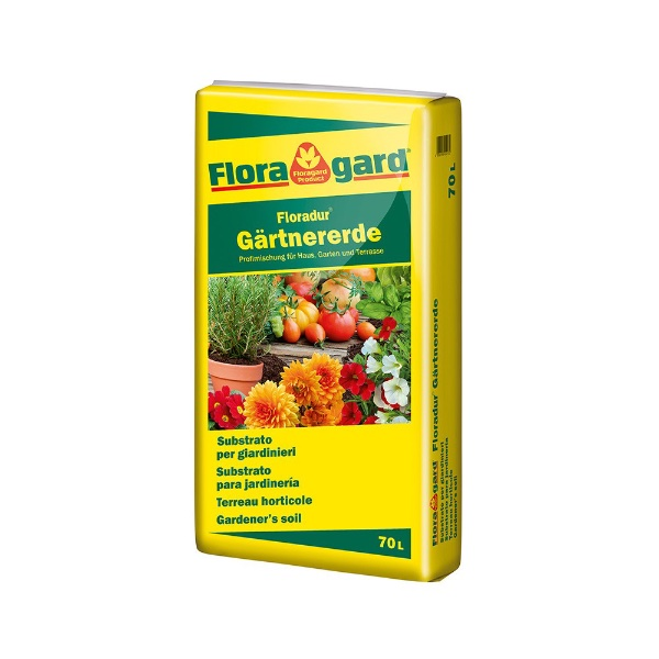 Floragard Floradur® Gärtnererde Bild 1