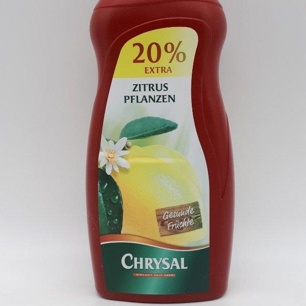 Chrysal Zitruspflanzendünger Bild 1