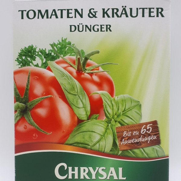 Chrysal Tomaten- und Kräuterdünger Granulat Bild 1
