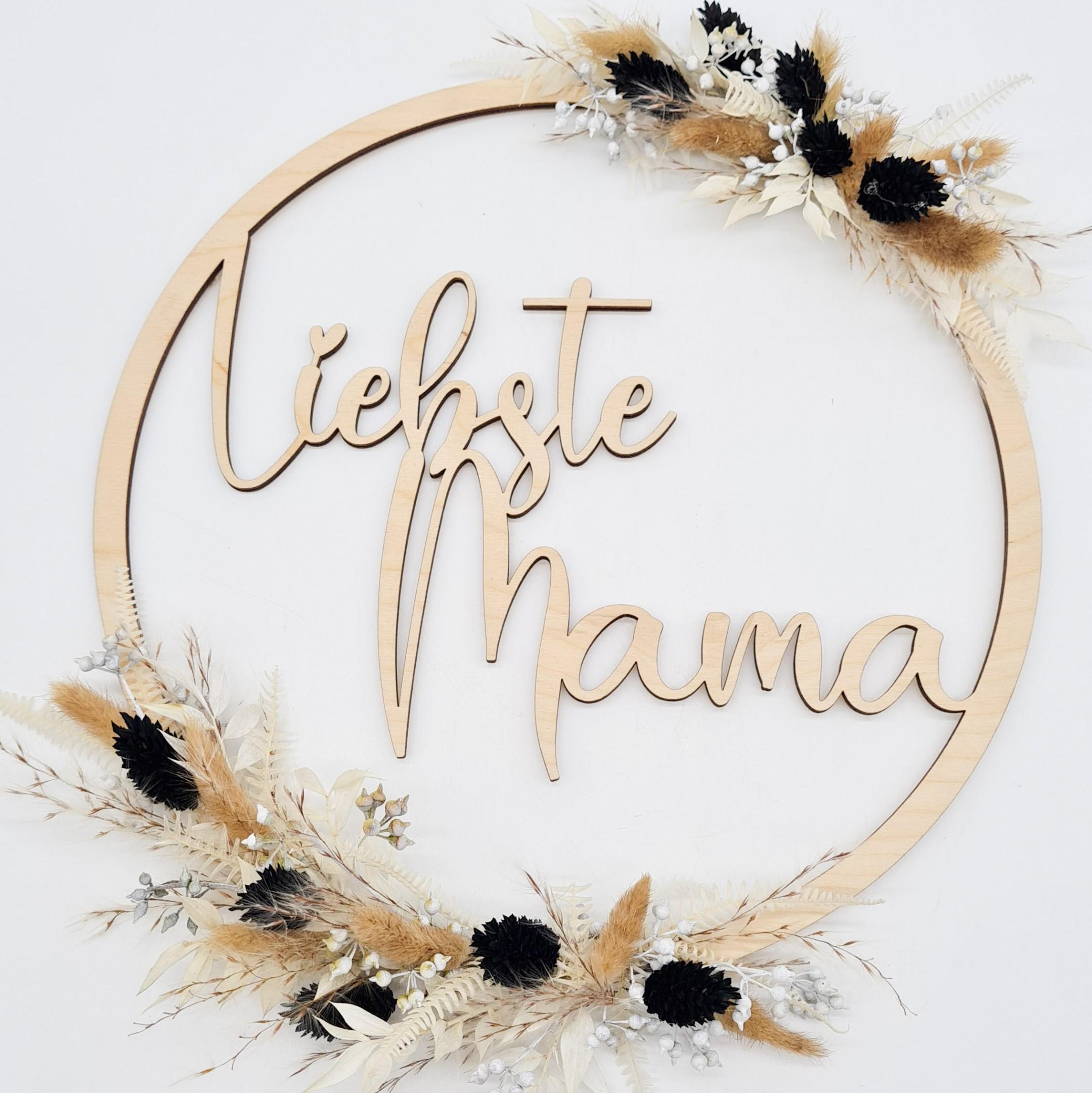 "Loop ""Liebste Mama"" Bild 1"