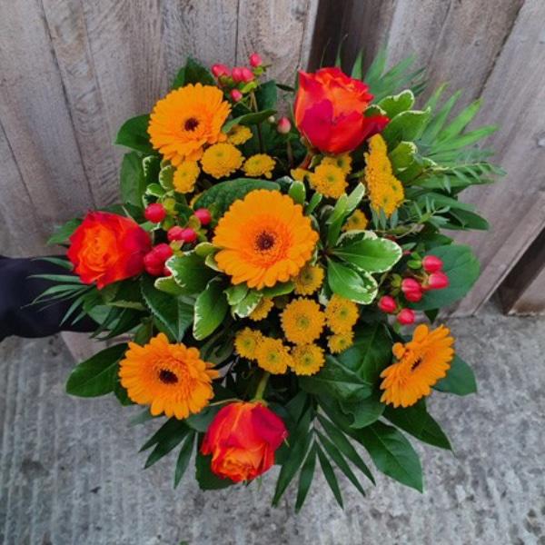 """""""Blütentraum"""" Blumenstrauß Bild 1"""