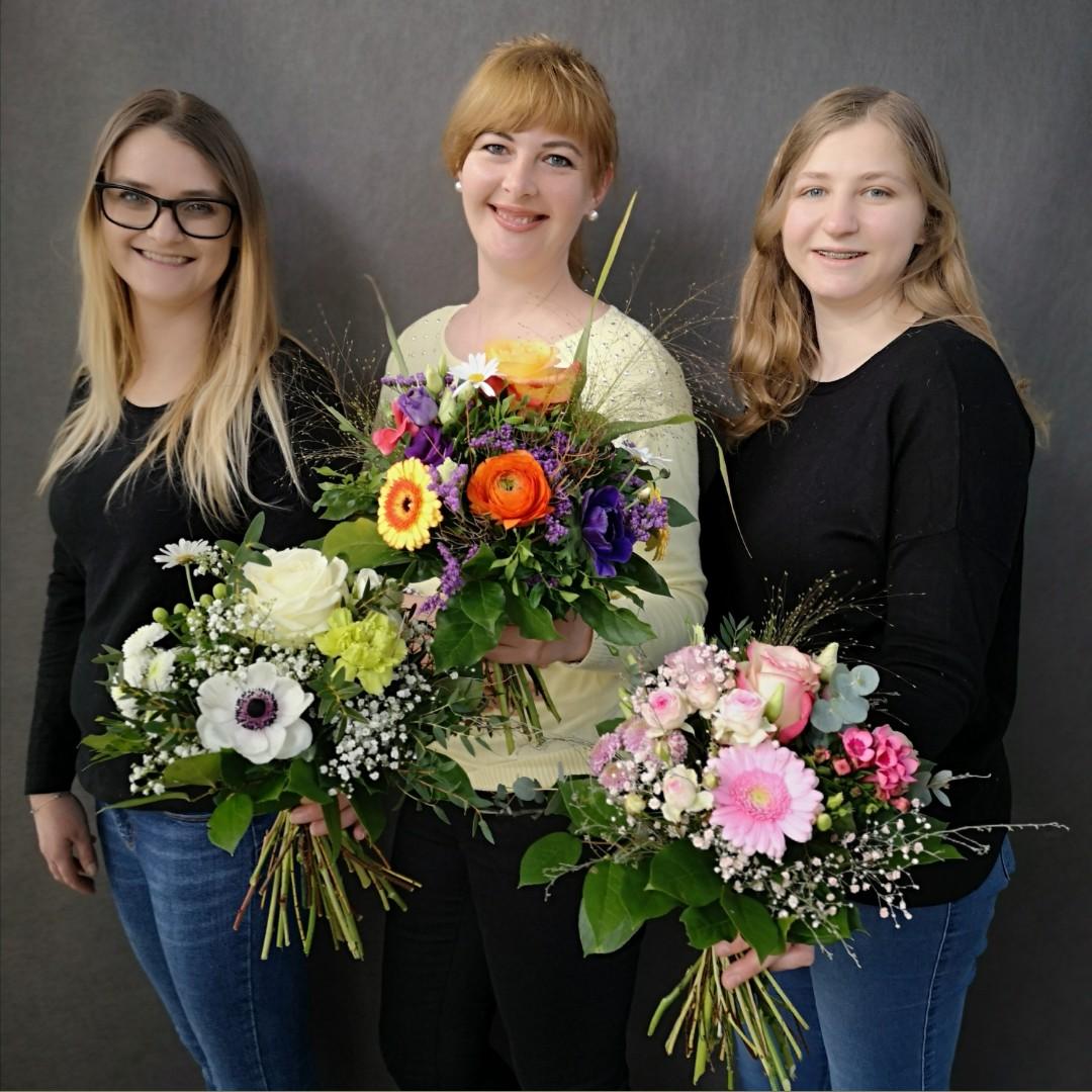 Blumenstrauß Abo Bild 1