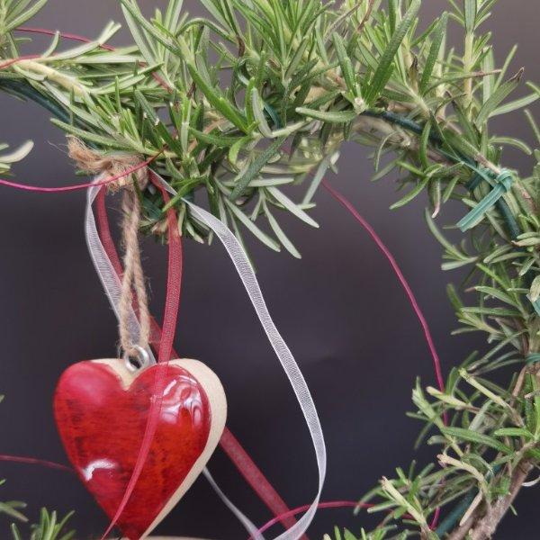 Rosmarin-Herz Bild 2