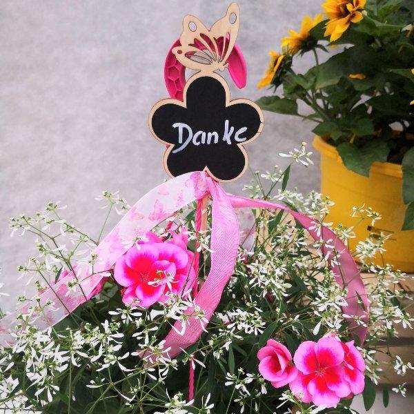 Blumenampel Bild 3