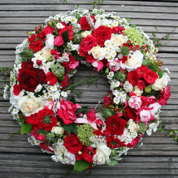 Blütenkranz Bild 1