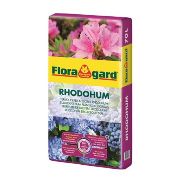 Floragard Rhodohum® Erde Bild 1