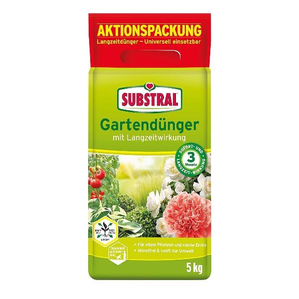SUBSTRAL® Gartendünger mit Langzeitwirkung Bild 1