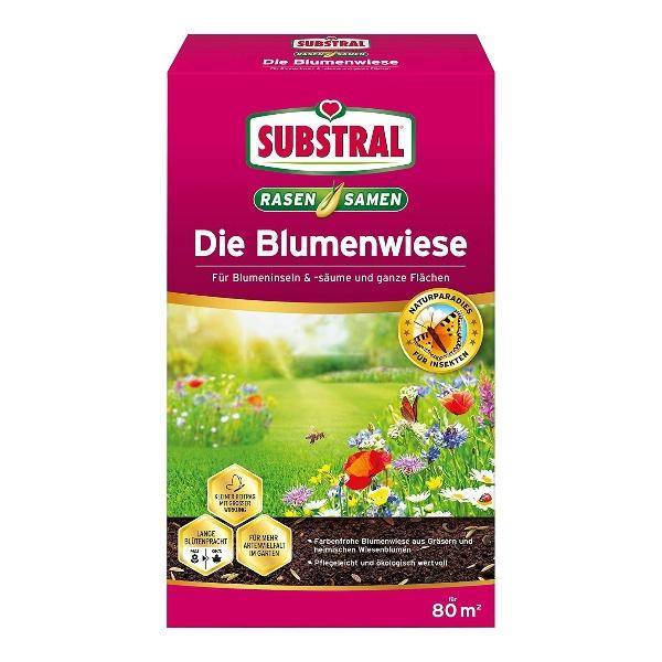 SUBSTRAL® Die Blumenwiese Bild 1