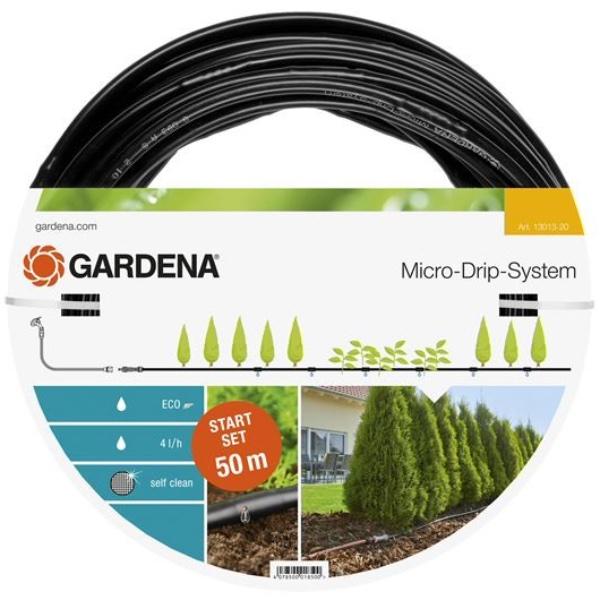 Gardena Micro-Drip-System Start Set Pflanzreihe L Bild 1