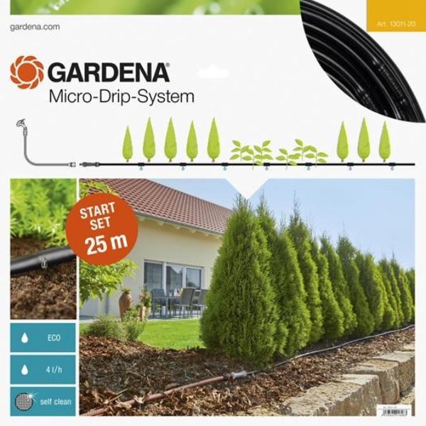 Gardena Micro-Drip-System Start Set Pflanzreihe M Bild 1