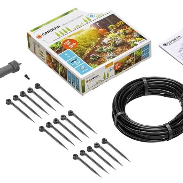 Gardena Micro-Drip-System Start Set Pflanzreihe M Bild 2
