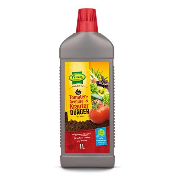 Frux Bio Tomaten-, Gemüse- & Kräuterdünger Bild 1