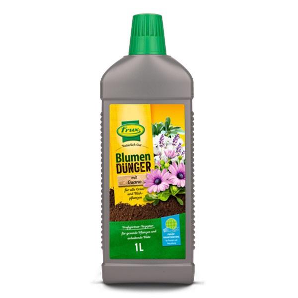 Frux Blumendünger mit Guano Bild 1