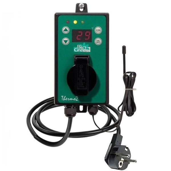 """Bio Green Thermostat für Heizkabel """" Thermo 2"""" Bild 1"""