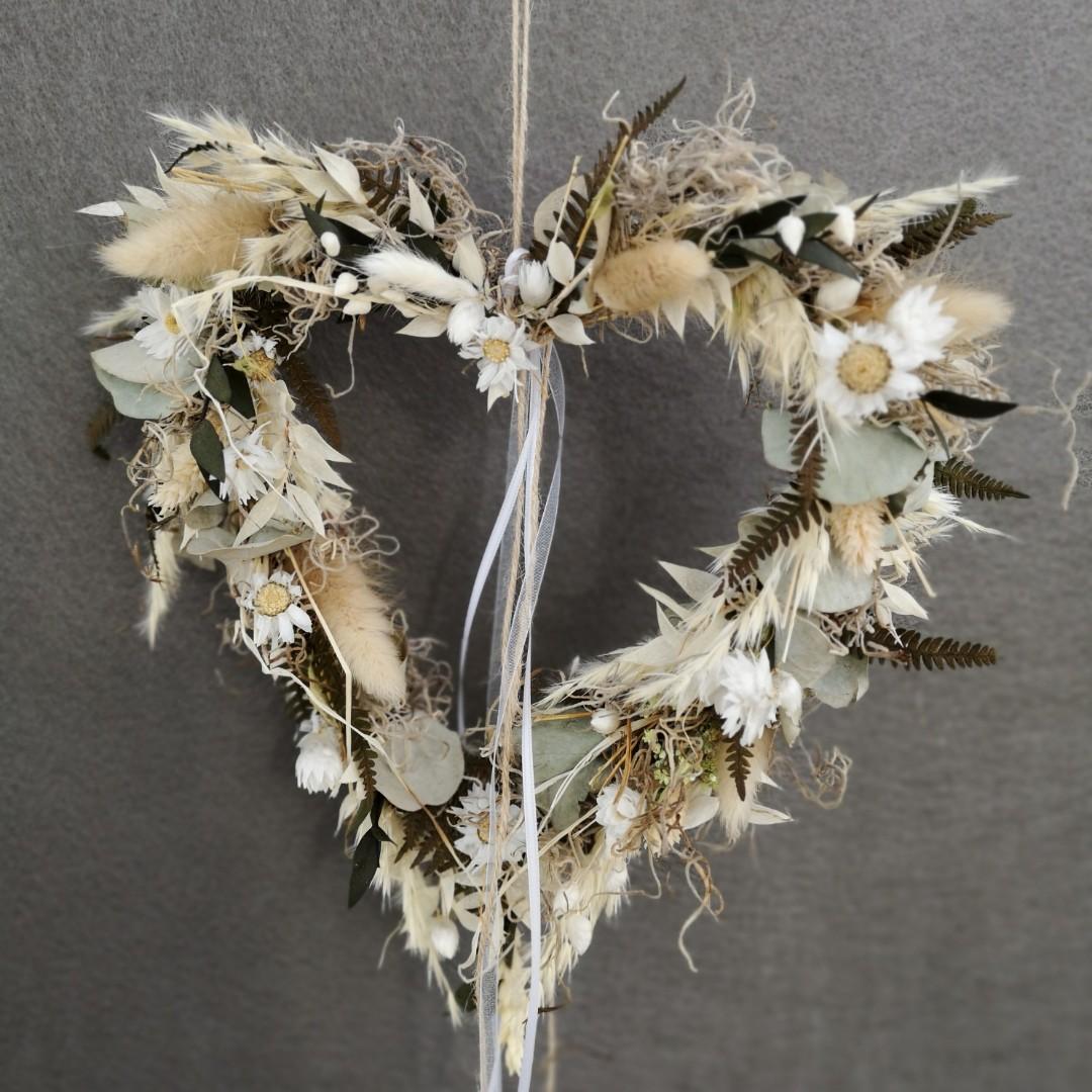 Herz für immer Natur Bild 3