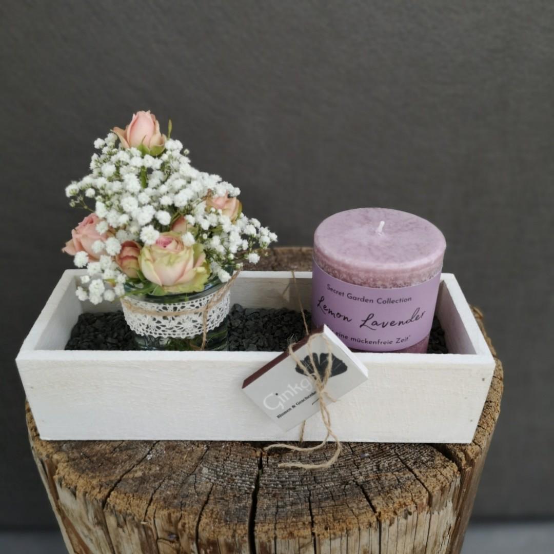 """Lemon Lavendel """"für eine mückenfreie Zeit"""" Bild 1"""
