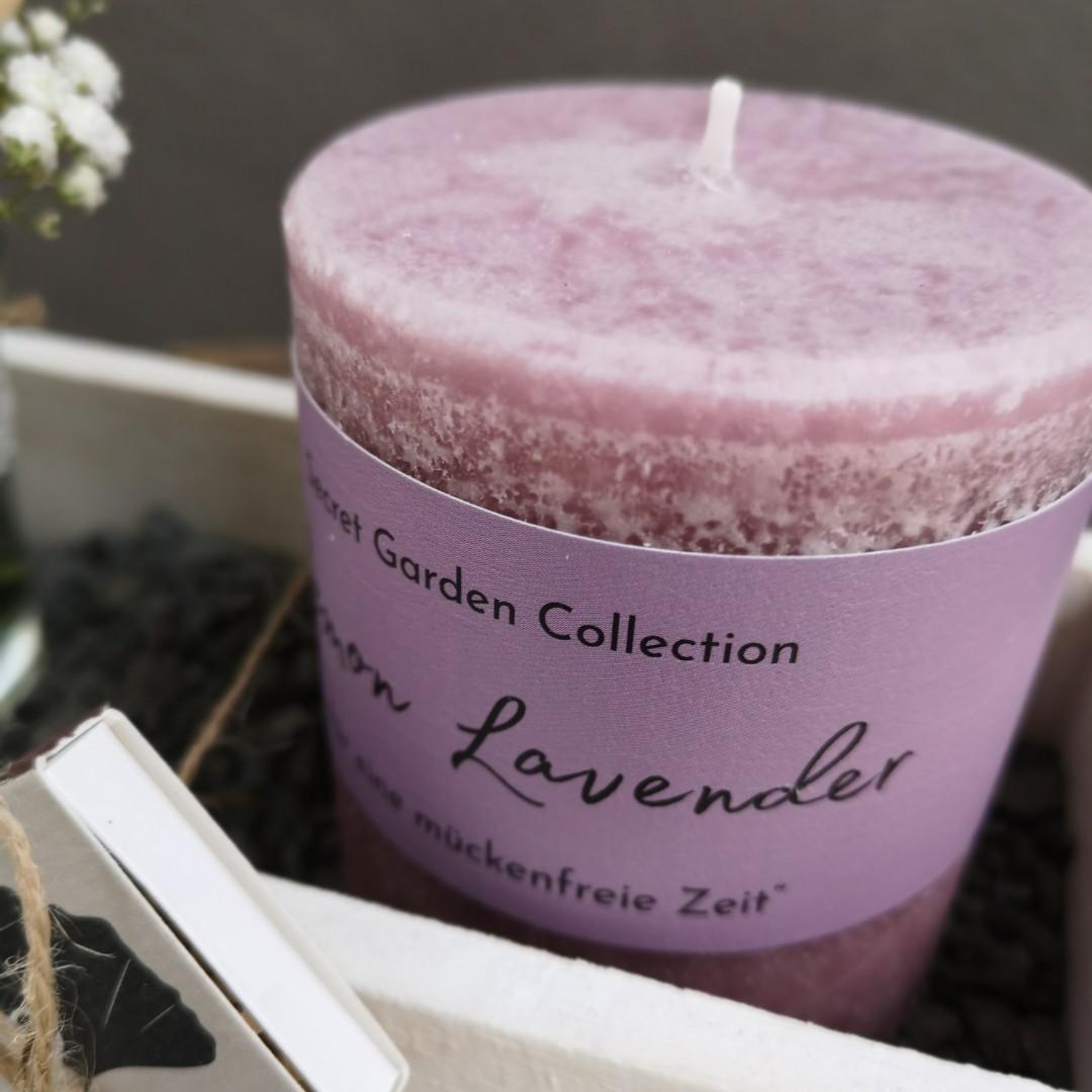 """Lemon Lavendel """"für eine mückenfreie Zeit"""" Bild 2"""