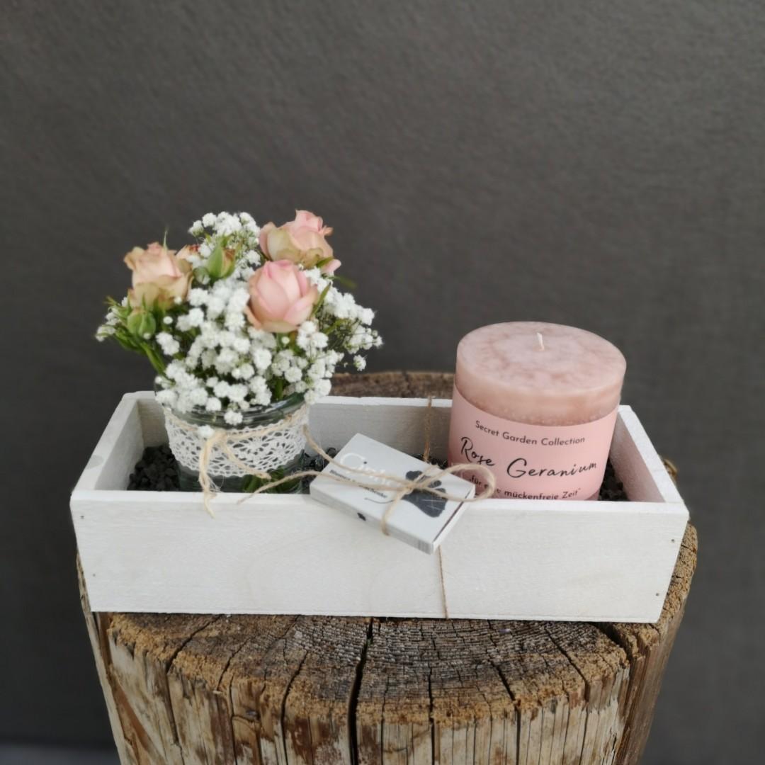 """Rose Geranium """"für eine mückenfreie Zeit"""" Bild 1"""