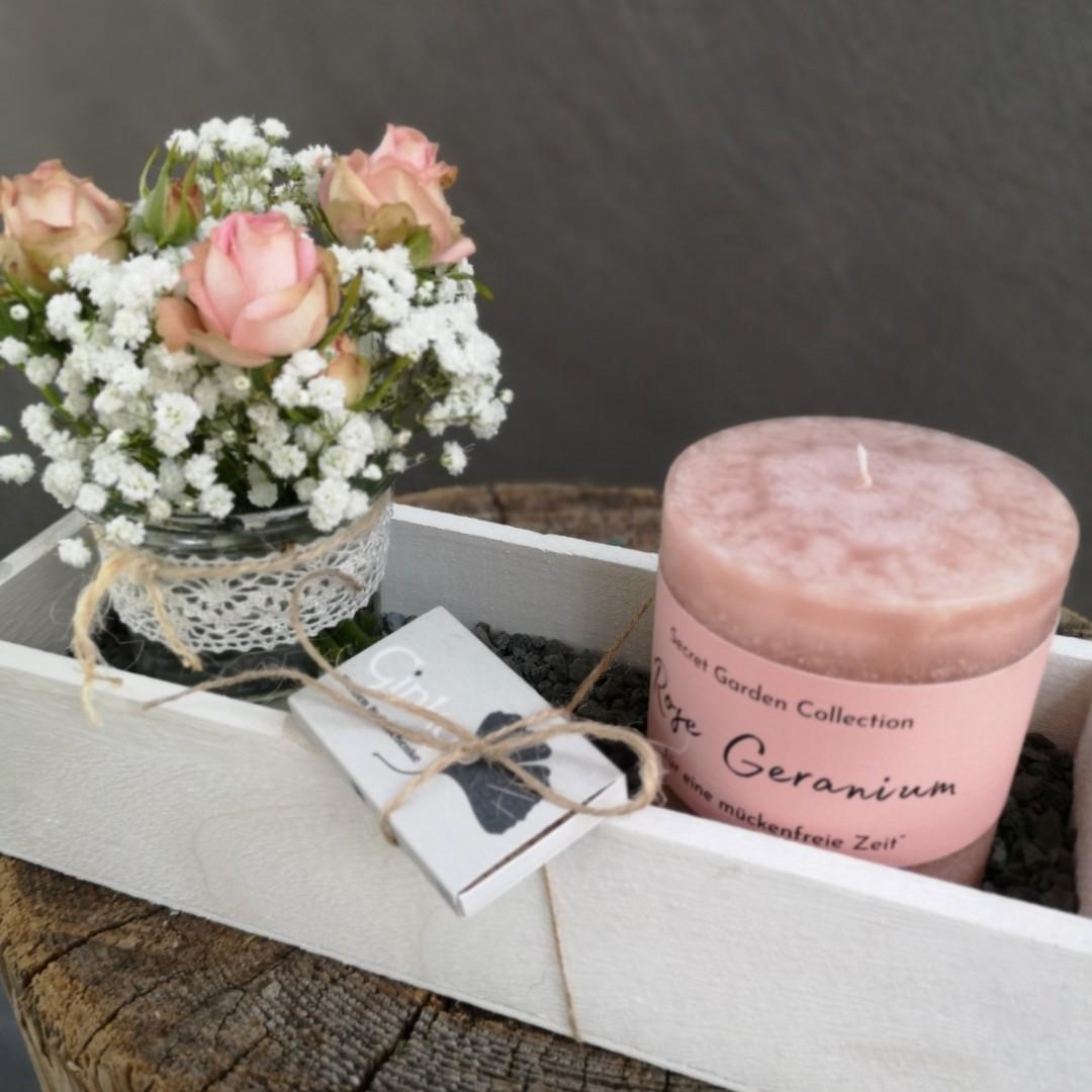 """Rose Geranium """"für eine mückenfreie Zeit"""" Bild 3"""
