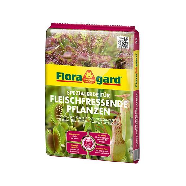 Floragard Spezialerde für Fleischfressende Pflanzen Bild 1