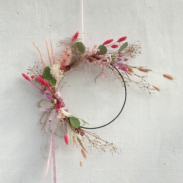 Loop Pink/Apricot/Natur Bild 1
